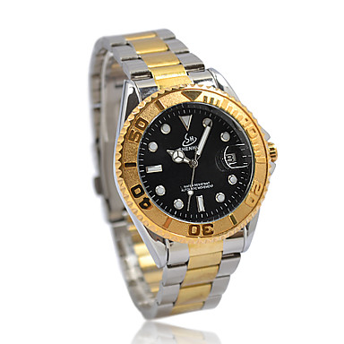 gift unique golden mechanical auto mens un1 225394