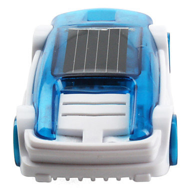 Solar and Salt Water Hybrid Powered Car