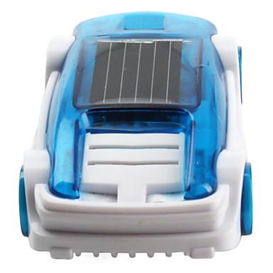 solar y el agua salada potencia coche híbrido