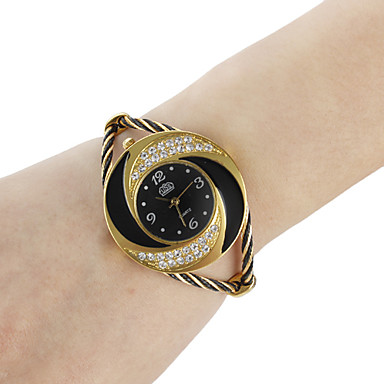 femme montre tendance bracelet de montre quartz alliage. Black Bedroom Furniture Sets. Home Design Ideas