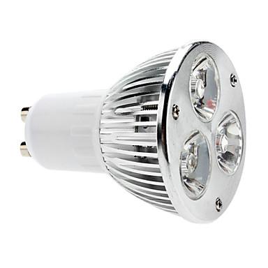 5W GU10 Faretti LED MR16 3 COB 310 lm Bianco caldo Intensità regolabile AC 220-240 V del 401523 ...