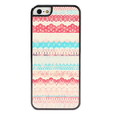 Special Design Pattern Frosted Surface Hard Case iPhone 5/5S