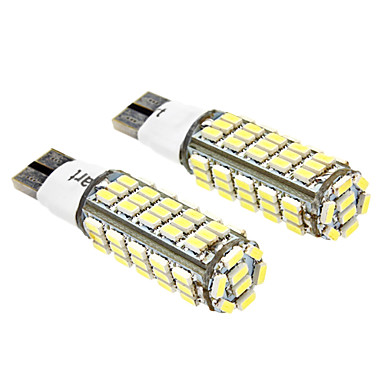 T10 4w 68x0502smd 270lm 6000 6500k 2 mode white light led for Led autolampen