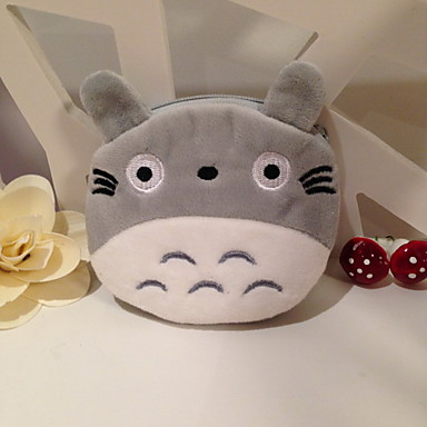 Classic Totoro Design Lint Change Purse