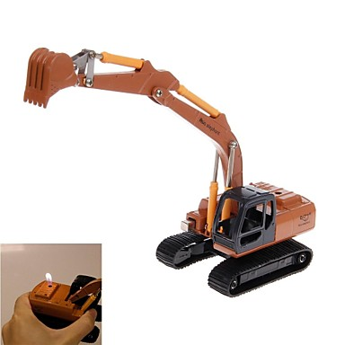 Excavator Model Lighters for Collection or Decoration Toys