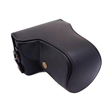 dengpin leder kamera tasche mit schultergurt abdeckung. Black Bedroom Furniture Sets. Home Design Ideas