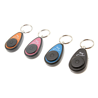 4 in 1 RF Wireless Electronic Key Finder with Keychain Electronic Card