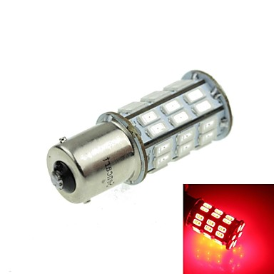 1156 p21w ba15s 12w 2 mode rode 1000lm voor auto for Led autolampen