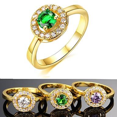 Anillos piedras boda fiesta diario casual deportes for Disenos de joyas en oro