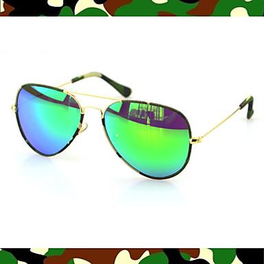 Gespiegelte / 100% UV400 Flyer Sonnenbrillen