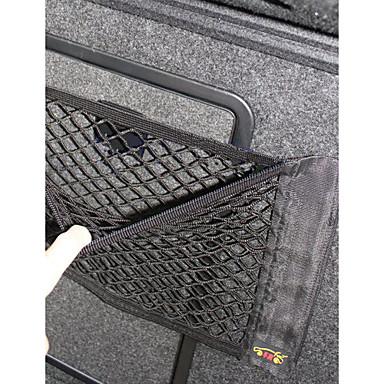 coffre de voiture bande velcro sac en filet les filets de magic tape camion nette nette. Black Bedroom Furniture Sets. Home Design Ideas