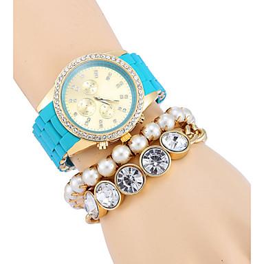 montres bijou opale bracelet montres de montre de marque de luxe de quartz des femmes de 3141094. Black Bedroom Furniture Sets. Home Design Ideas