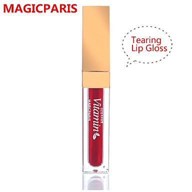 Magic Tearing Lip Gloss(5 Selectable Colors)