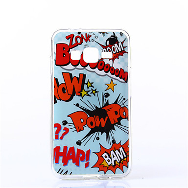 Cool POW Pattern TPU Soft Case Multiple Samsung Galaxy J2/J3/J7/E7