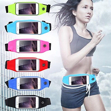 sport de jogging taille cas ceinture sac pour courir iphone 6 plus 6s plus et d 39 autres. Black Bedroom Furniture Sets. Home Design Ideas