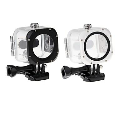 Accessories GoPro Gopro Case/Bags / Waterproof Housing Waterproof, For-Action Camera,Gopro Hero 4 Session Plastic Aluminium