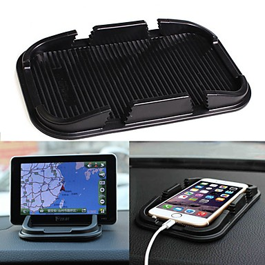 Ziqiao auto dashboard kleverige pad mat anti antislip for Accessoire auto interieur