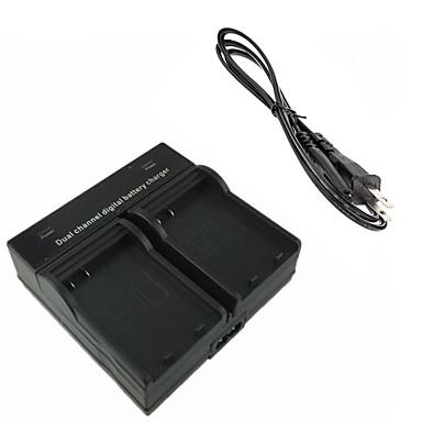 el14 batterie appareil photo num rique double chargeur. Black Bedroom Furniture Sets. Home Design Ideas