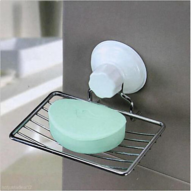 High Quality Bathroom Strong Suction Cup Wall Mounted Soap