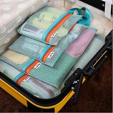 Viaje bolsa de viaje organizador para maletas bolso de - Organizador de carteras ...