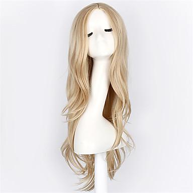 Parrucche bionde lunghe