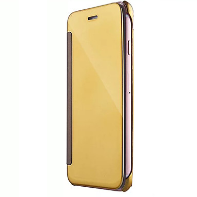 Body collant miroir retourner couleur unie pc dur for Application miroir iphone