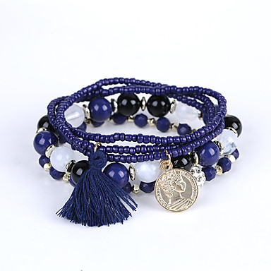 homme femme couple bracelets de rive bracelet mode perl. Black Bedroom Furniture Sets. Home Design Ideas