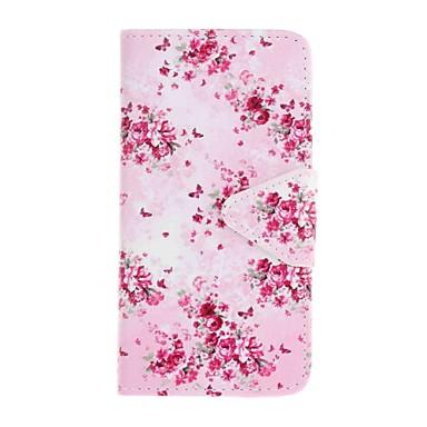 For Samsung Galaxy J5(2016) J5 J3(2016)J3 EFORCASE Floral Painting PU Phone Case