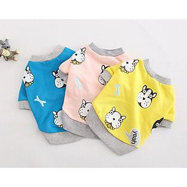 Dog Vest Dog Clothes Summer Fruit Cute Casual/Daily