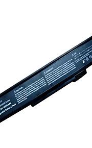 Laptop batteri ma1/4s2p för Gateway s-7510n/mx8500 (gsg6501)