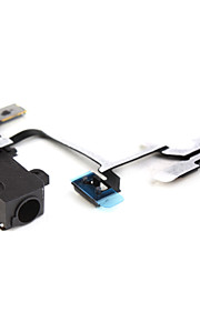 Flex Cable With Cudio Connector For Iphone 4G(BLACK)