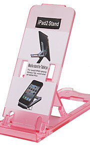 Universal Mobile Bracket for iPad Air 2 iPad Air iPad mini 3 iPad mini 2 iPad mini iPad 4/3/2/1 (Pink)