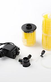 submersível filtro biológico do aquário (300l / h, elevador-0.5m, 220v)