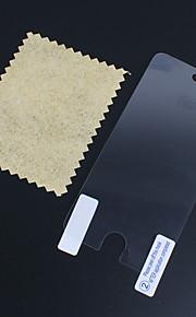 ochronny jasne screen protector z ściereczka do czyszczenia iTouch 5