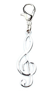Dog tags Musical Note Style Collar Charm for Dogs Cats