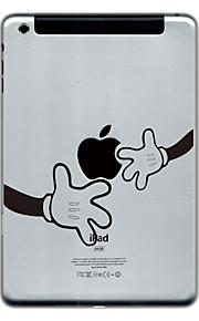 아이 패드 미니 3, 아이 패드 미니 2, 아이 패드 미니에 대한 포옹 디자인 보호 스티커