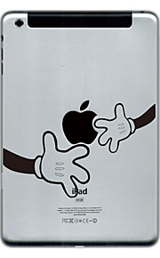 Hug Design Protector Sticker for iPad mini 3, iPad mini 2, iPad mini