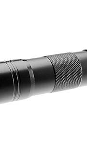 Lanternas LED / Lanterna de Luz Negra / Lanternas de Mão LED 1 Modo LumensLuz Ultravioleta / Super Leve / Tamanho Compacto / Tamanho