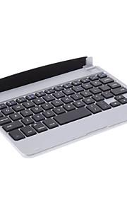 Bluetooth 3.0 qwerty-tastatur m / magnic klipp for ipad mini tre ipad mini 2 ipad mini