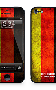 "Da Code ™ Skin till iPhone 4/4S: ""Tyskland"" (Flags Series)"