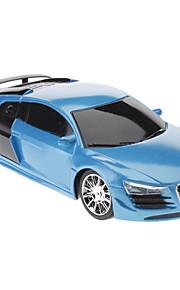 01:24 hurtige afdrift roadster simulation fjernbetjening bil