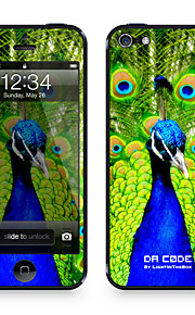 "Da Code ™ Skin for iPhone 4/4S: ""Peacock"" (Animals Series)"