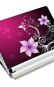 """Petunia Flowers"" Pattern  Laptop Notebook Cover Protective Skin Sticker For 10""/15"" Laptop 18614"