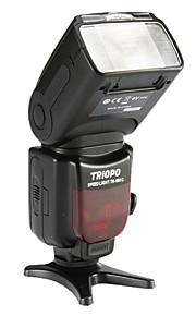 New professtional TRIOPO TR-981C LED flash Speedlite Lihgt Para DSLR Camera DV Camcorder Canon