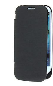 PU Custodia in pelle con batteria di alimentazione e supporto per Samsung Galaxy S3 I9300 (colori assortiti, 3200mAh)