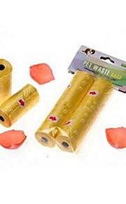 Dog Poop Dispenser Bag Pack 2 Rolls (cores sortidas)