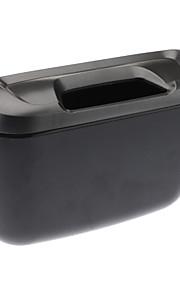 Mini Plastic Rubbish Garbage Storage Box Holder for Car