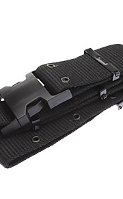 High-quality Adjustable Waterproof Moisture-proof Nylon Canvas Man Tactical Belt