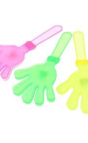 Plásticos coloridos palma Toy (cor aleatória)
