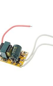 GU10 1 * 1W 320-350mA Constant Current Regulert LED Driver (AC 85-265V)